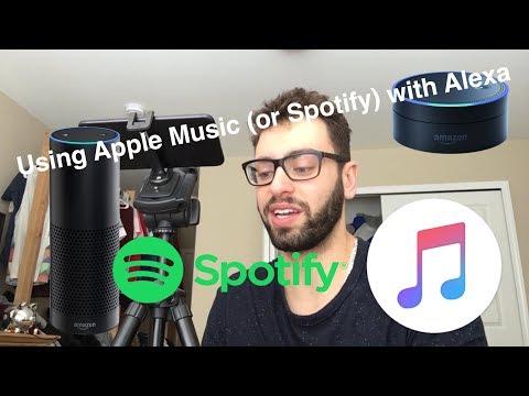 How to play apple music on amazon echo