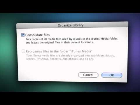 How to transfer music from itunes to a new pc