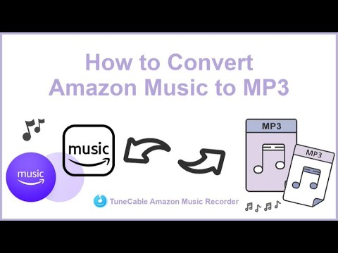 How to download and convert amazon prime music & amazon music unlimited to mp3 freely