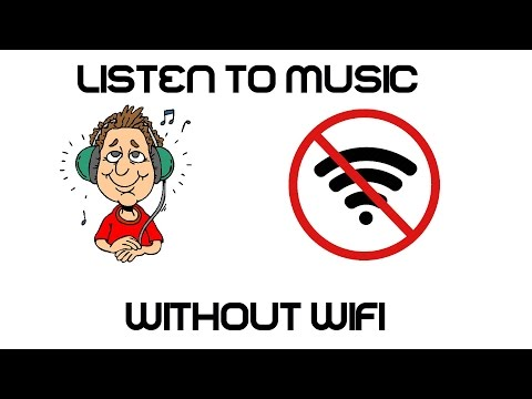 How to listen to music offline or without internet!!