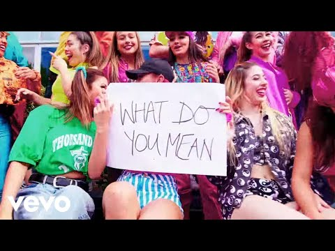 Justin bieber - what do you mean? (purpose : the movement) (official music video)