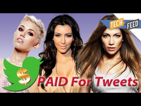 How much do celebrities get paid for tweets?