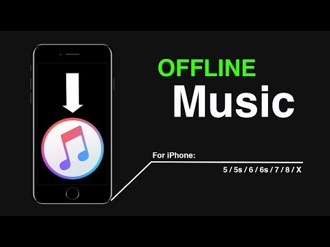 How to download music on iphone 6s/7/8/x/xr/11 free