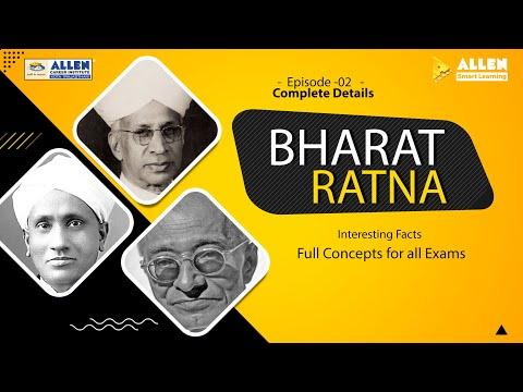 About civilian award bharat ratna : episode-02 : allen smart learning