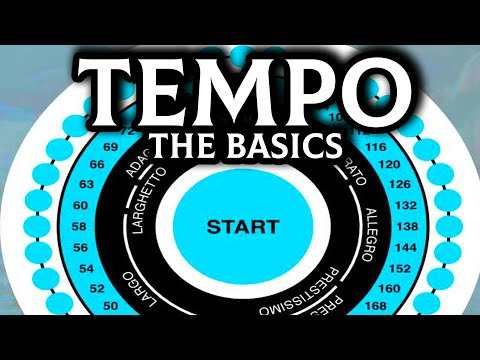 Tempo - musical elements