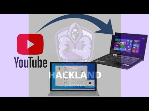 How to download videos from youtube to your computer (no software ).