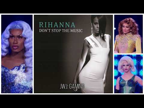 """""""don't stop the music"""" 