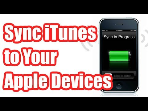 How to sync songs from itunes to iphone, ipod, ipad – simple method 2019!