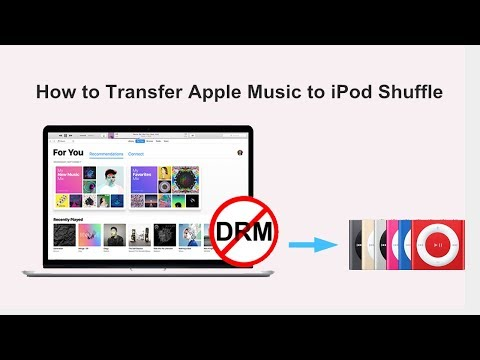 How to sync and transfer apple music songs to ipod shuffle