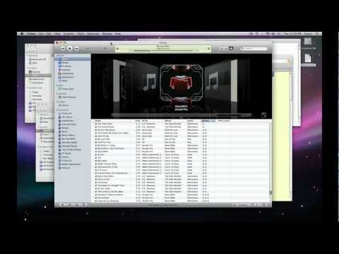 How to transfer itunes library from one computer to another