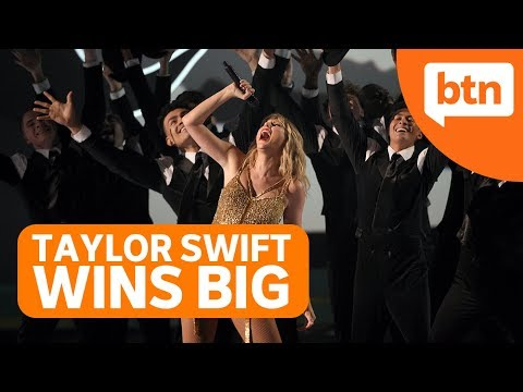 2019 american music awards: taylor swift wins big