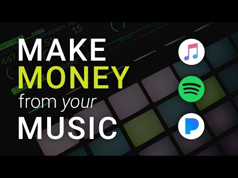 How to make money from your music in 2020