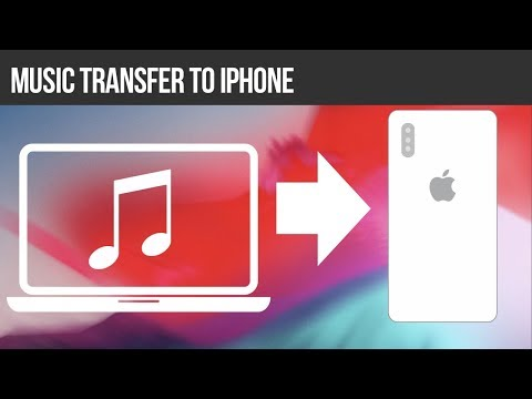How to transfer music from computer to iphone xr, iphone 5, iphone 6, iphone 7, iphone 8, iphone se