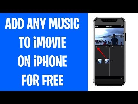 How to add music in imovie/iphone/ipad for free 2019