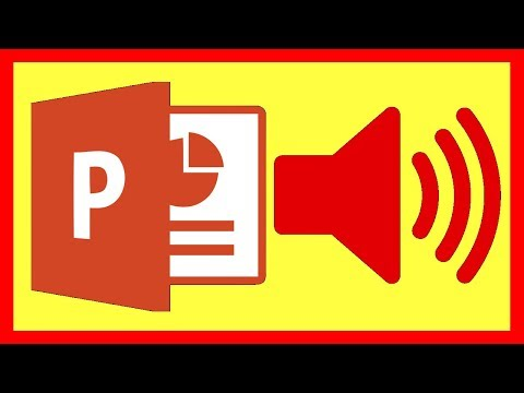 How to add music to a powerpoint 2016 presentation - tutorial