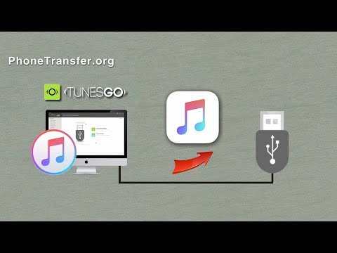 How to put itunes music on usb flash drive, sync songs from itunes with usb flash drive