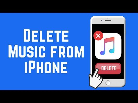 How to delete songs or all music from iphone, ipad, ipod 2018