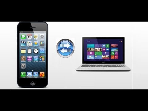 How to transfer music from ipod/ iphone to pc free and easy