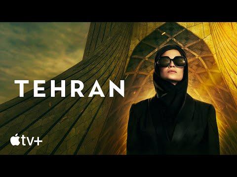 Tehran — official trailer   apple tv