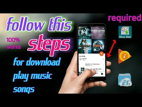 How to download songs from google play music to sd card new 2020