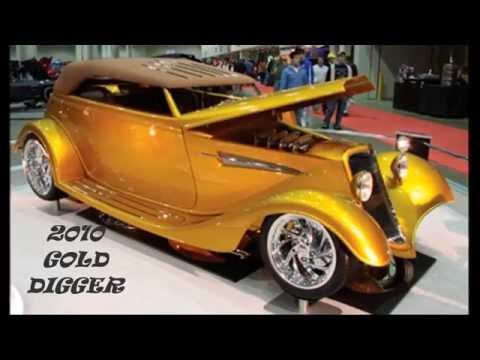 Ridler award winners 1964 - 2014! - best custom cars in the world!