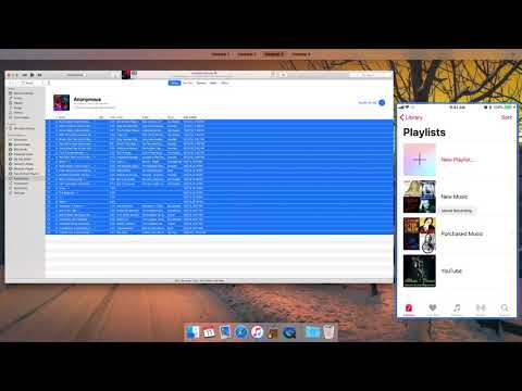 Fix for itunes playlists not syncing to iphone | late 2017