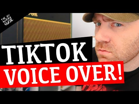 How to add voice over in tiktok videos - new easy method! | the diy musician guide
