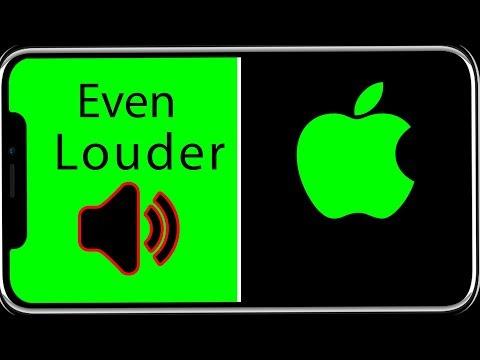How to make iphone louder hack 2019 (hidden secret!)