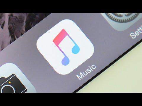 Apple music: walkthrough