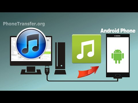 [itunes music to android]: how to sync music & playlist from itunes to android phone