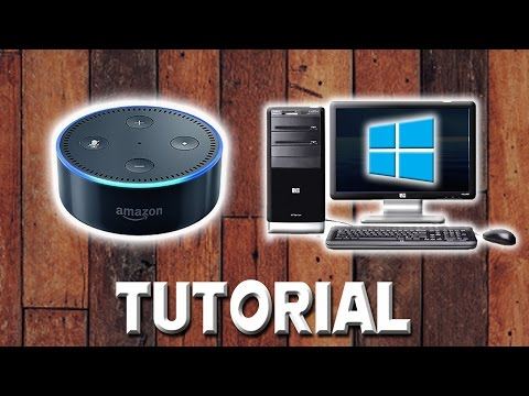 How to control your pc with alexa