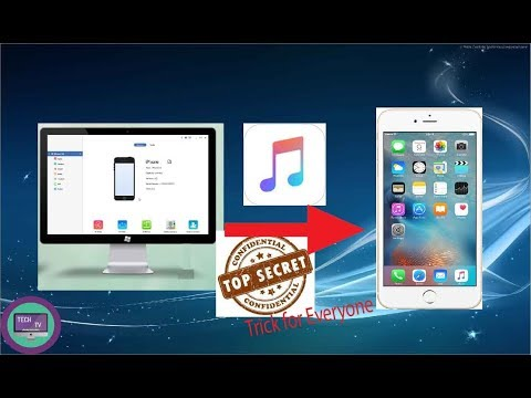 How to transfer songs to iphone without itunes from pc