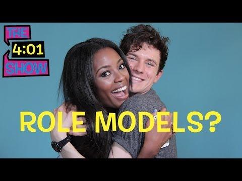 Do celebrities make good role models? | aj odudu | the 4:01 show