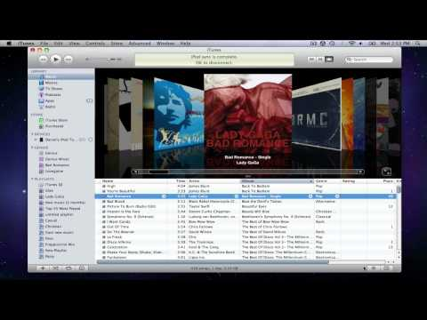 Add songs to ipod itunes basics