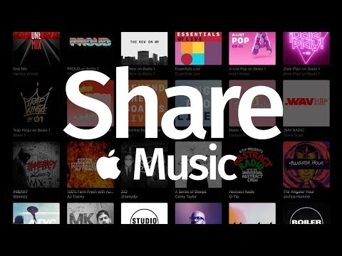 How to share apple music subscription | share with up to six family members