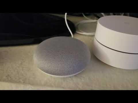 Play music on google home mini