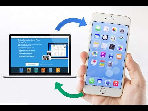 How to put music onto an ipod & iphone without itunes 2.0