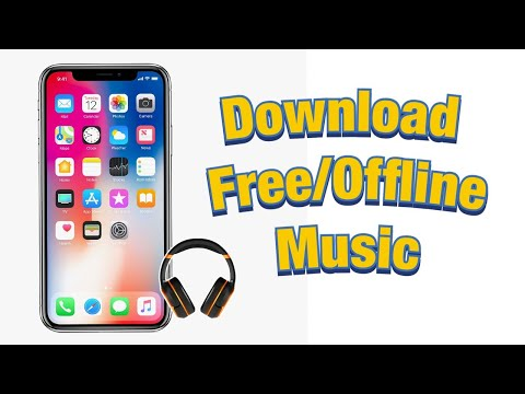 How to download free music on your iphone (offline) 2020