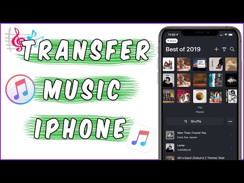  how to transfer music from computer to iphone or ipad (2020)