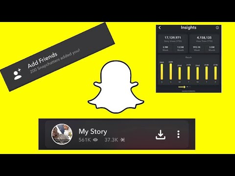 How to: get famous on snapchat & get paid new 2019 #snapchat #views