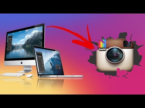 How to upload video to instagram from computer - free program