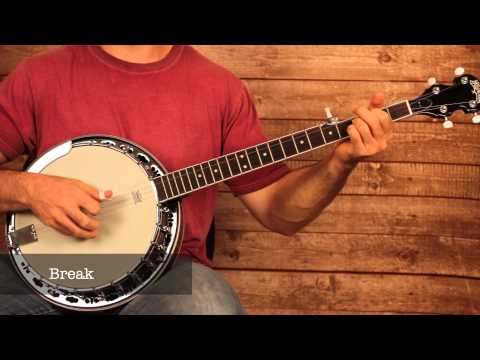 """Mumford and sons """"i will wait"""" banjo lesson (with tab)"""