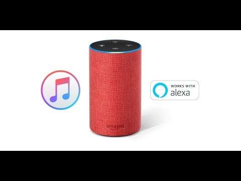 How to get apple music skill on amazon echo (get itunes on alexa)