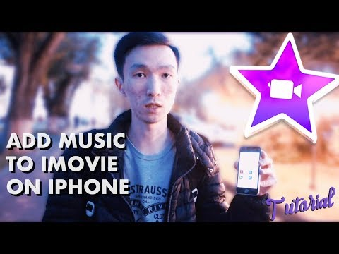 How to add music to imovie on iphone: how to import music into imovie without itunes