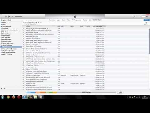 How to add music to your ipod/iphone/ipad from a different computer without syncing library