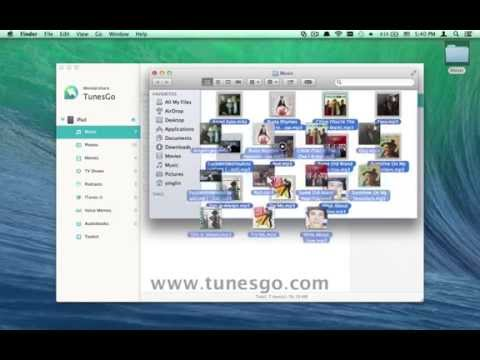 How to share /copy music from mac to ipad/ipad mini/ipad air without itunes on ios 9 / 8 / 7