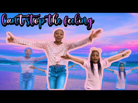 Can't stop the feeling! by: justin timberlake lip synced by anjewel & madison