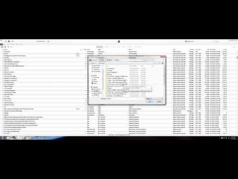 How to add songs into itunes from your computer
