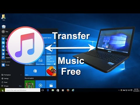 How to transfer itunes library to a new computer windows 10 - move itunes music!!! - free & easy