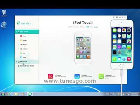 How to share music from ipod to iphone 6, transfer music from ipod touch to iphone se/5s/5c